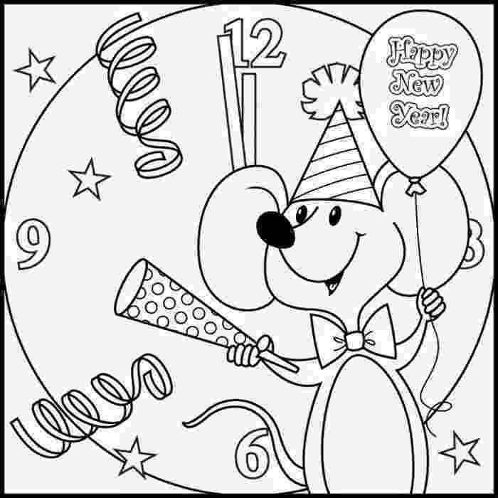 happy new year coloring pages happy new year 2018 coloring pages new year coloring coloring pages happy year new