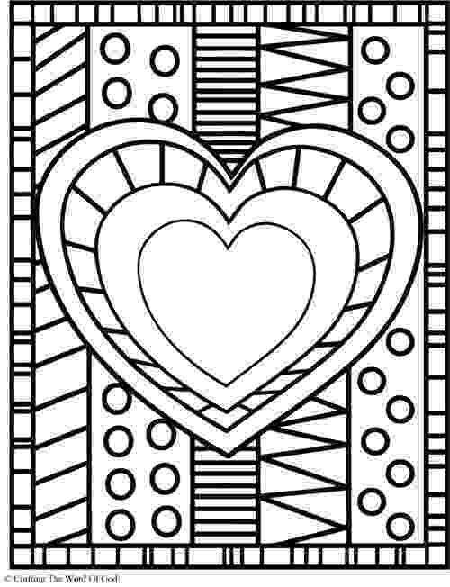 heart coloring pages heart coloring page crafting the word of god pages heart coloring