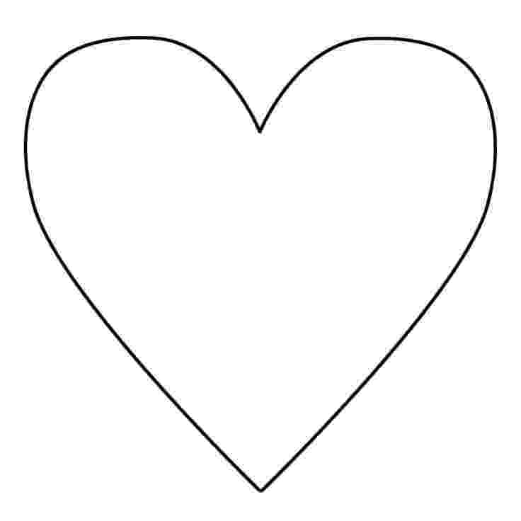 heart shape coloring pages free printable heart coloring pages for kids girl stuff heart coloring shape pages