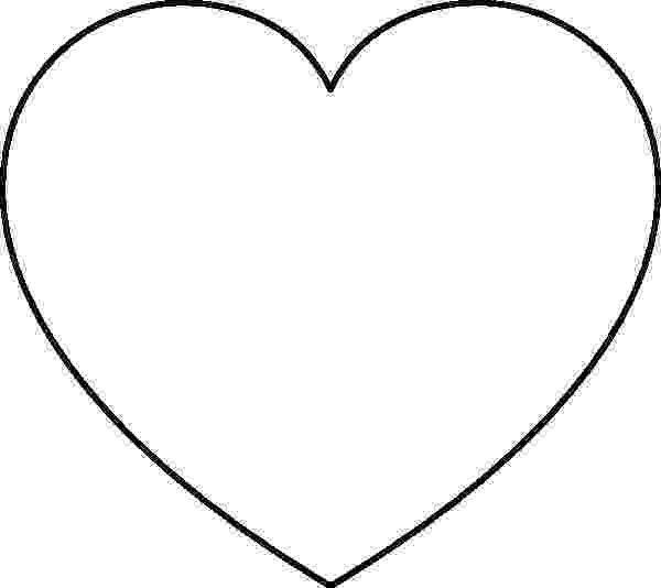 heart shape coloring pages heart coloring page download free heart coloring page coloring shape heart pages