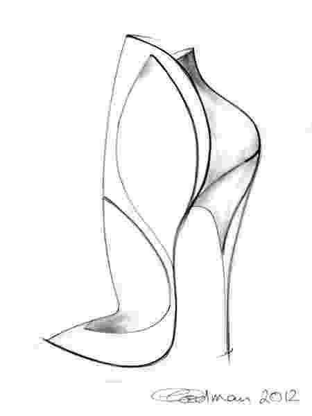 heels sketch high heel clipart at getdrawingscom free for personal heels sketch