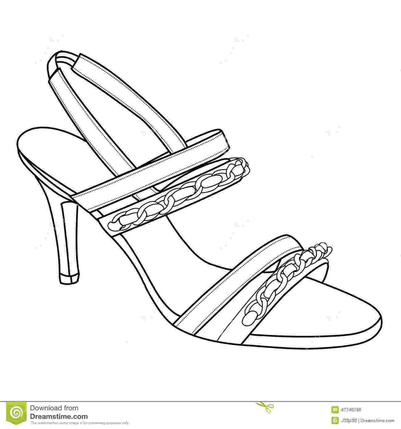 heels sketch high heels shoes stock vector image 47740780 sketch heels