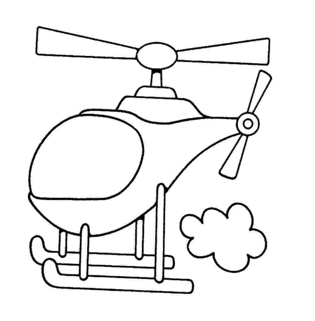helicopter colouring helicopter coloring pages coloringpages1001com colouring helicopter