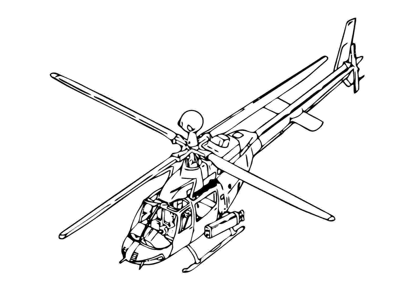 helicopter colouring helicopter coloring pages coloringpages1001com colouring helicopter 1 2