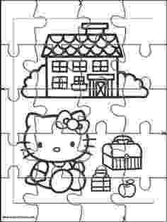 hello kitty fall coloring pages 1000 images about kleurplaten on pinterest hello kitty coloring kitty fall hello pages