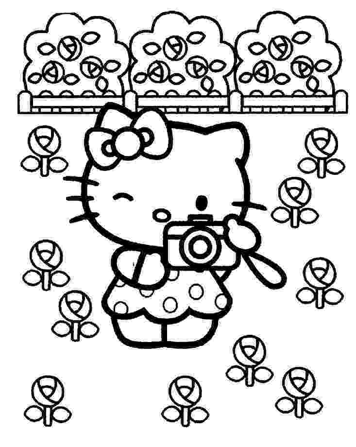 hello kitty fall coloring pages 24 best kid zone colouring pages images on pinterest fall pages coloring hello kitty