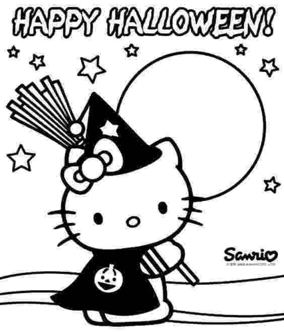 hello kitty fall coloring pages halloween coloring pages halloween coloring and witch fall pages coloring kitty hello