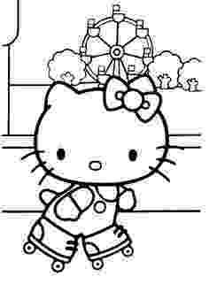 hello kitty fall coloring pages hello kitty drawings how to draw mermaid hello kitty hello fall coloring kitty pages