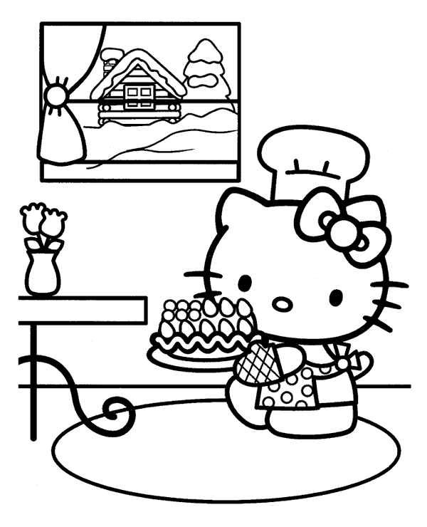 hello kitty fall coloring pages topcoloringpagesnet hello pages kitty coloring fall