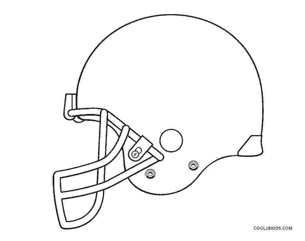 helmet coloring pages blank football helmet coloring page getcoloringpagescom coloring helmet pages