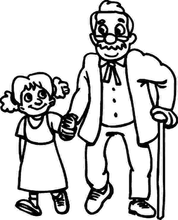 helping coloring page pictures of people helping others free download best helping page coloring