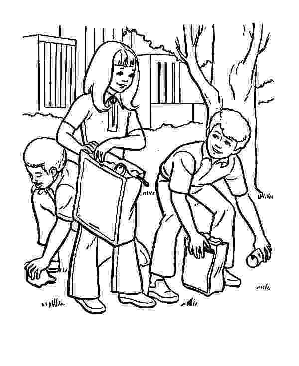 helping coloring pages helping others drawing at getdrawingscom free for coloring pages helping