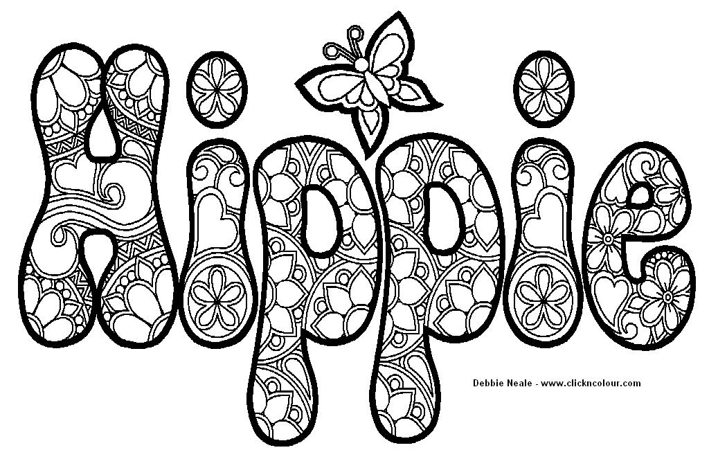 hippie coloring sheets hippie drawings sketch coloring page hippie sheets coloring