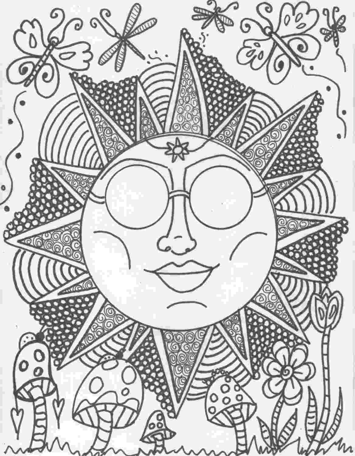 hippie coloring sheets love hippie party plant adult coloring page gift wall art sheets coloring hippie