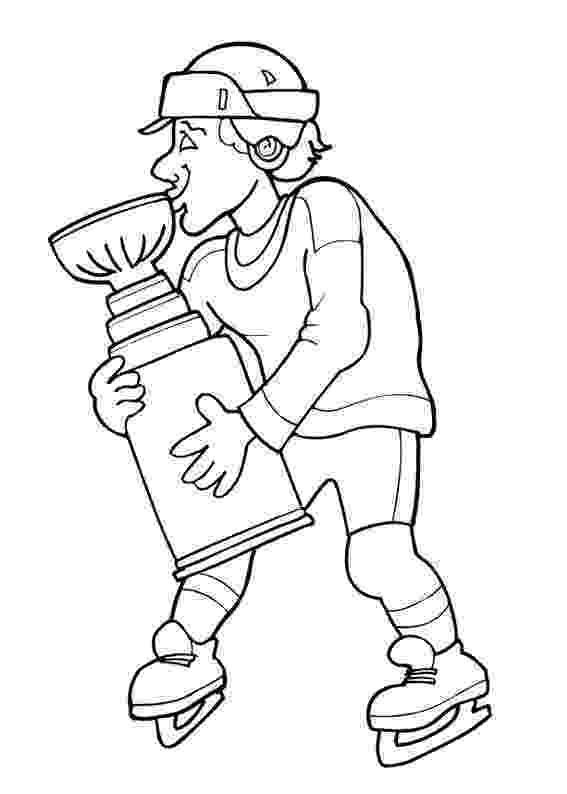 hockey coloring page hockey player coloring pages to download and print for free hockey page coloring