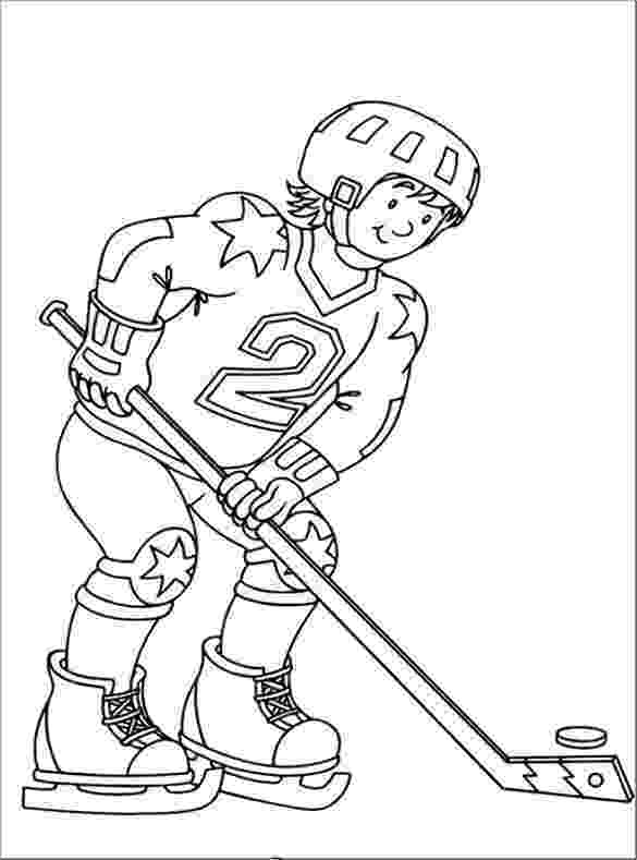 hockey coloring page hockey player coloring pages to download and print for free page hockey coloring