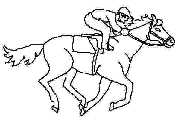 horse coloring games a horse with saddle coloring page printable game games horse coloring