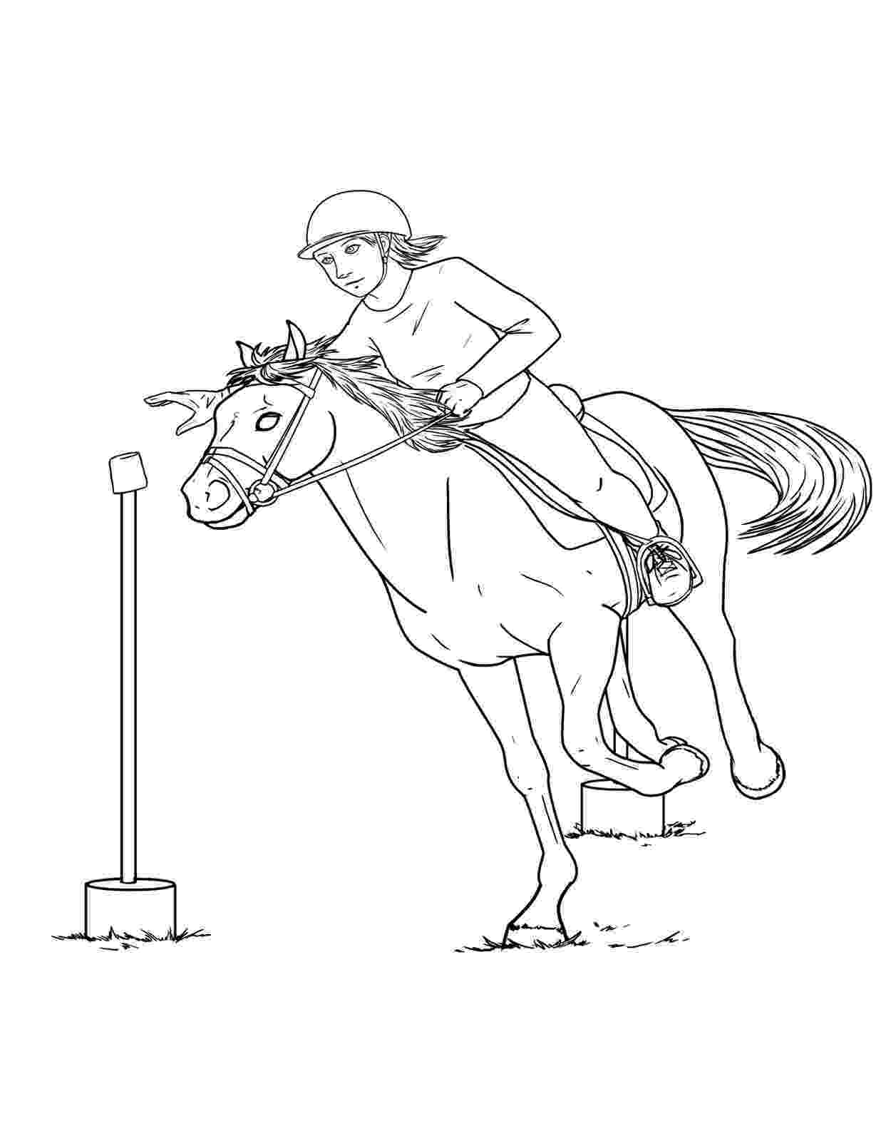 horse coloring games coloring book print outs for adults color online horse coloring games