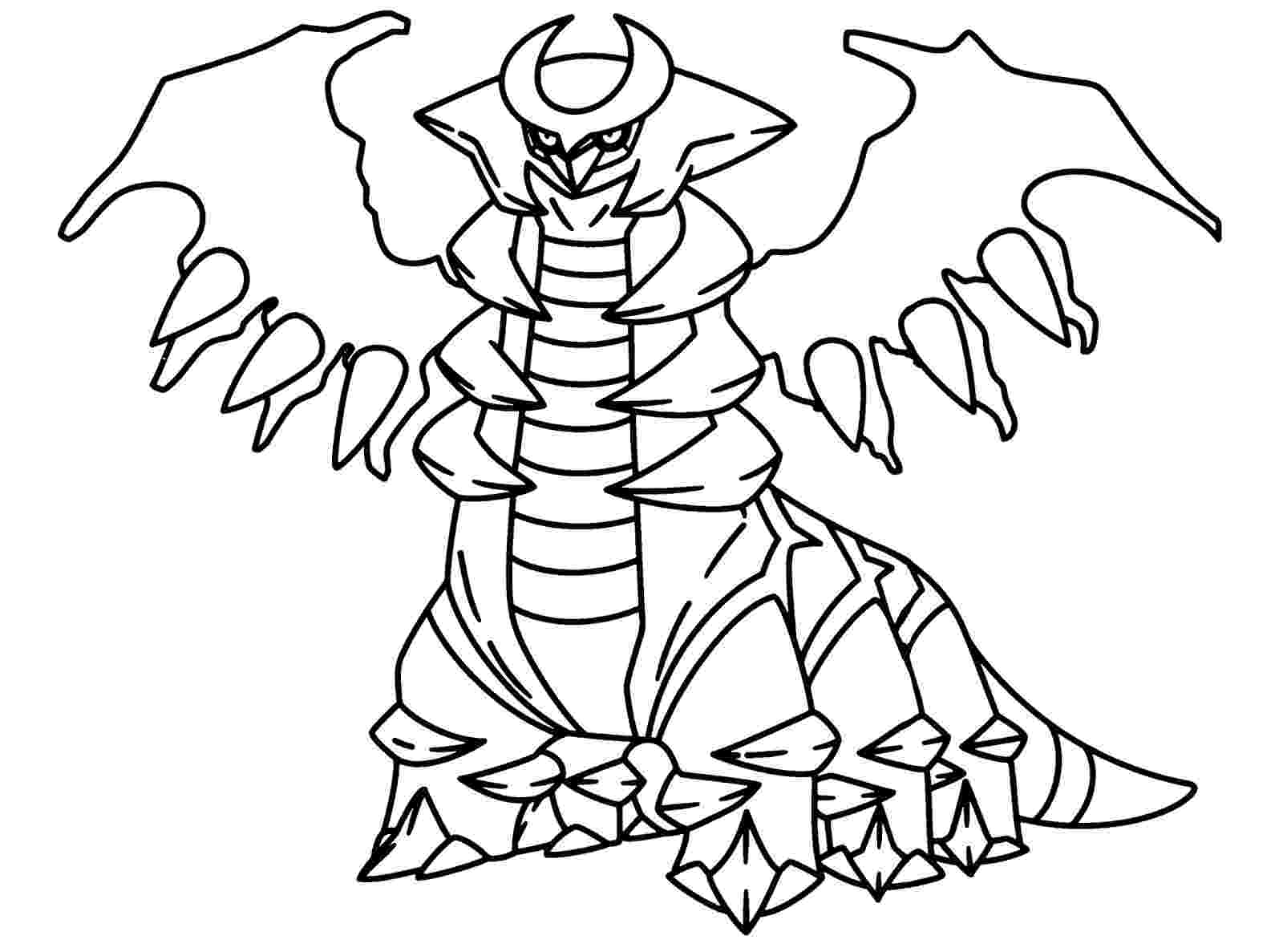 how to color pokemon pokemon dialga coloring pages ideas pokemon to color how