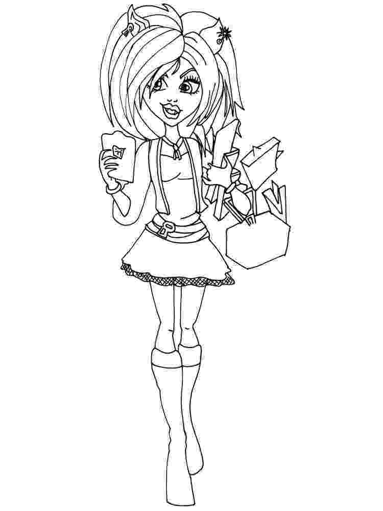 howleen wolf coloring pages fashion of howleen wolf monster high coloring pages wolf coloring pages wolf howleen