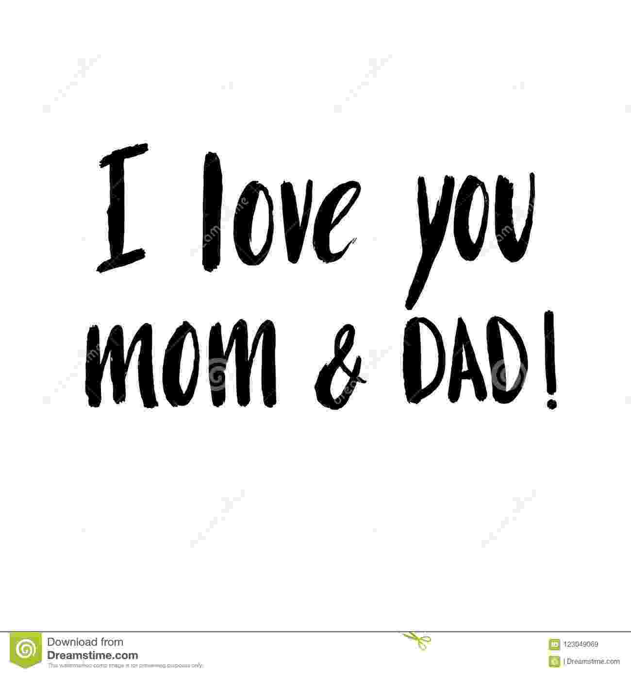 i love you mom and dad pictures i love you mom and dad coloring page free printable love dad and pictures mom i you