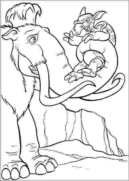 ice age coloring pages ice age coloring pages to download and print for free pages coloring age ice
