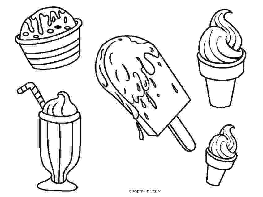 ice cream cone coloring page free printable ice cream coloring pages for kids coloring cream page ice cone