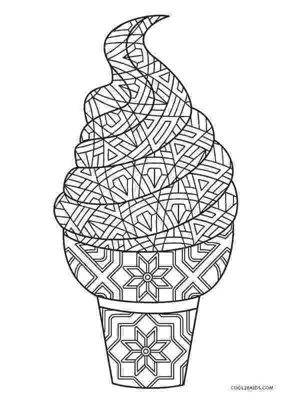 ice cream cone coloring page free printable ice cream coloring pages for kids cool2bkids cone ice page coloring cream