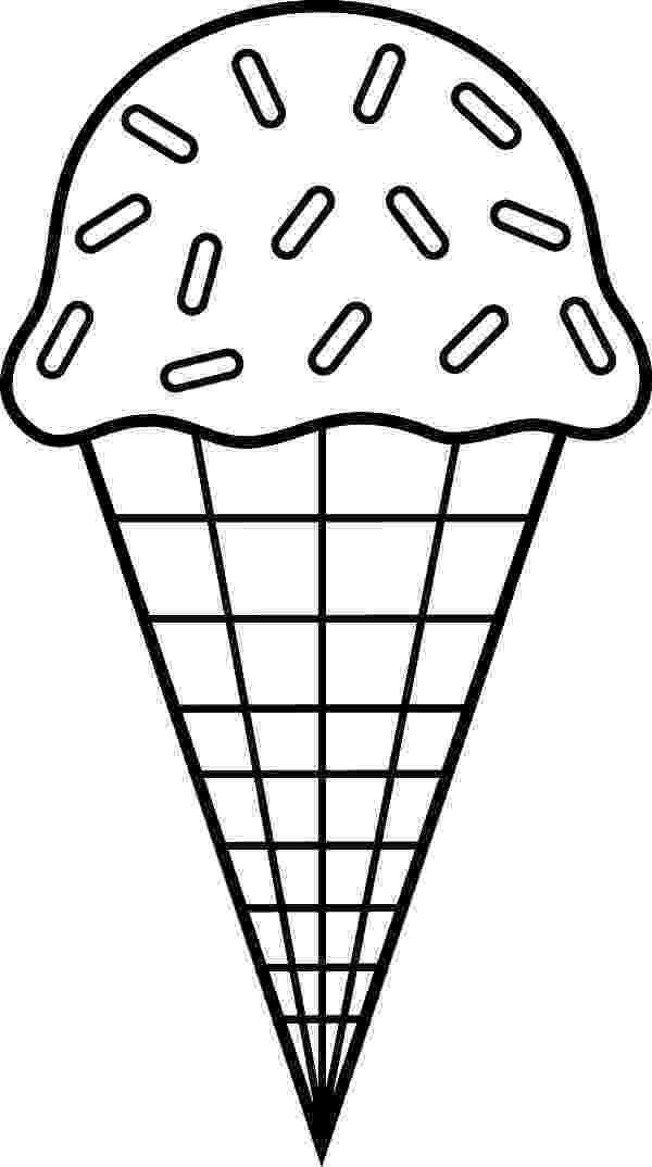ice cream cone coloring page ice cream coloring pages getcoloringpagescom ice cream page coloring cone