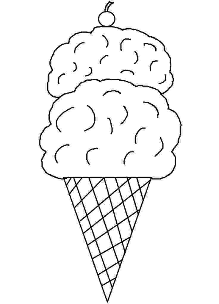 ice cream cone coloring page printable ice cream cone coloring pages class room ice coloring cone cream page