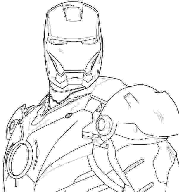 imagenes de iron man para colorear how to draw iron man with easy step by step drawing imagenes colorear para man de iron