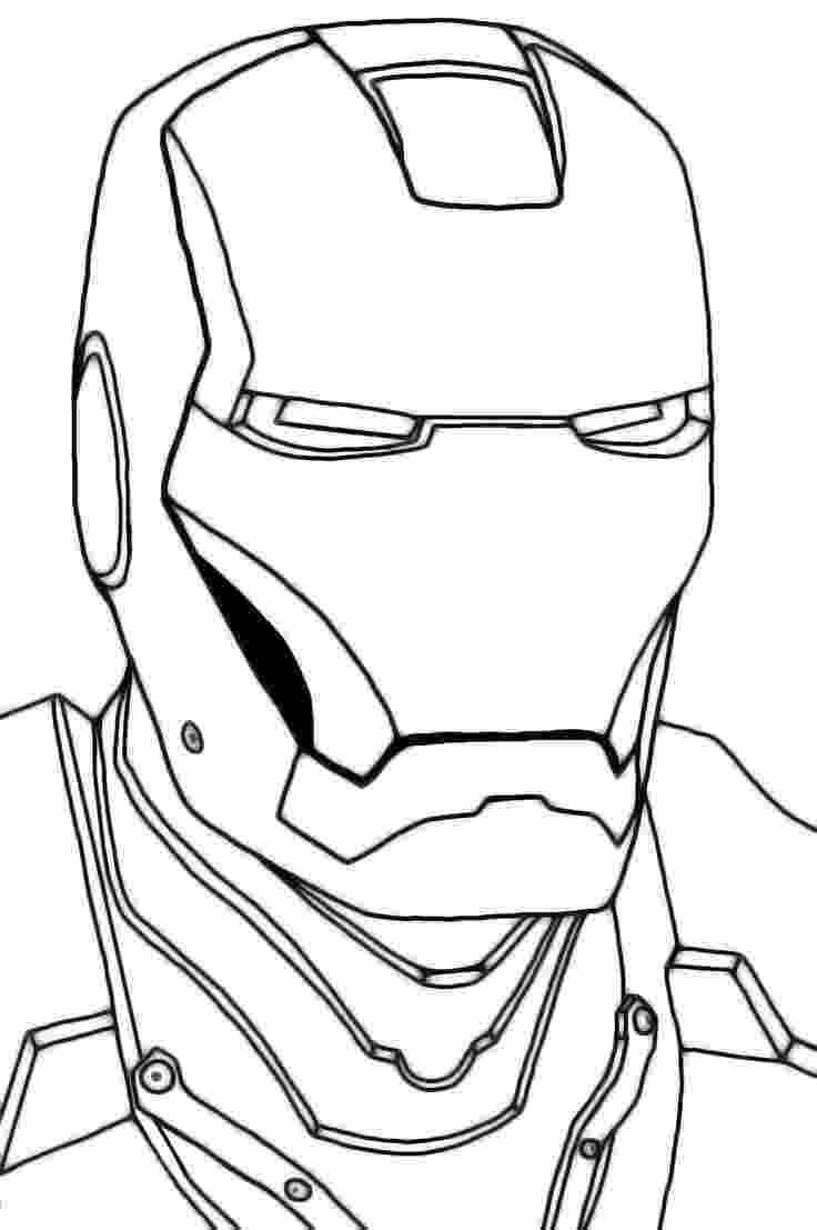 imagenes de iron man para colorear iron man stops the enemy coloring page free printable imagenes colorear man de iron para
