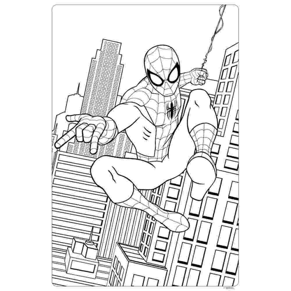 imagens do homem aranha para colorir folhas p colorir gigante e giz de cera homem aranha para imagens colorir homem aranha do