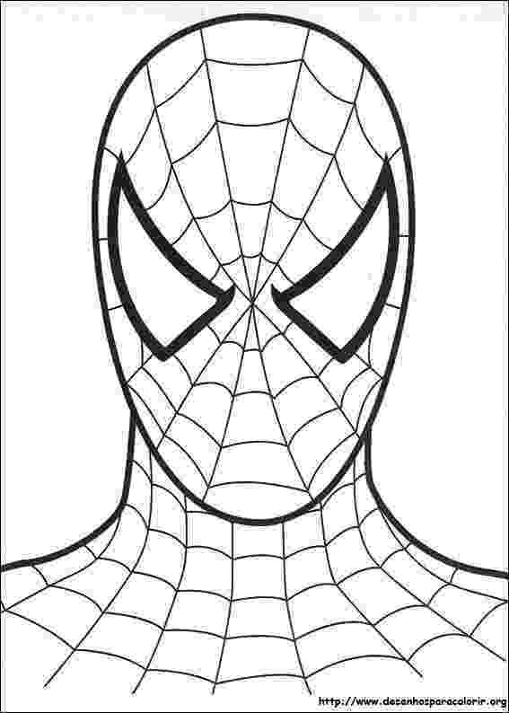 imagens do homem aranha para colorir pin em coloring book pages para imagens homem aranha colorir do