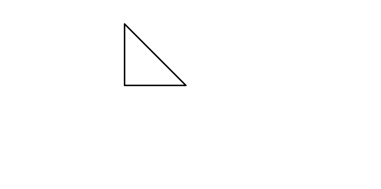 images of right angled triangle shape geometric triangle right angle angled triangle of right images