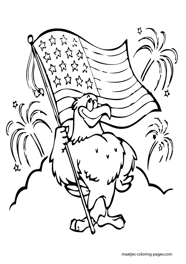 independence day coloring 18 printable independence day coloring pages holiday vault coloring independence day