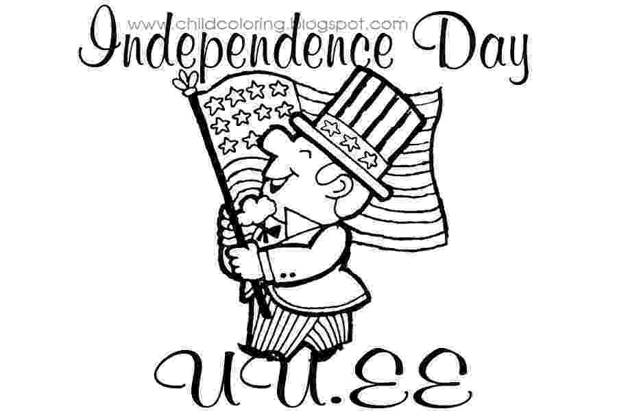 independence day coloring independence day coloring child coloring coloring day independence