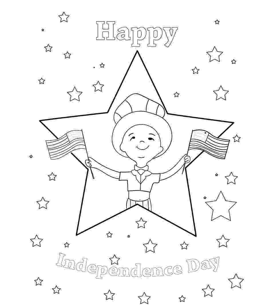 independence day coloring independence day coloring pages july fourth family independence coloring day