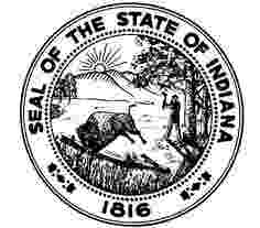 indiana state seal printable 1000 images about hoo hoo hoo hoosier on pinterest indiana state seal printable