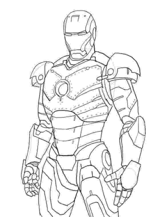 iron man 3 coloring pages free printable iron man coloring pages for kids cool2bkids coloring man 3 iron pages