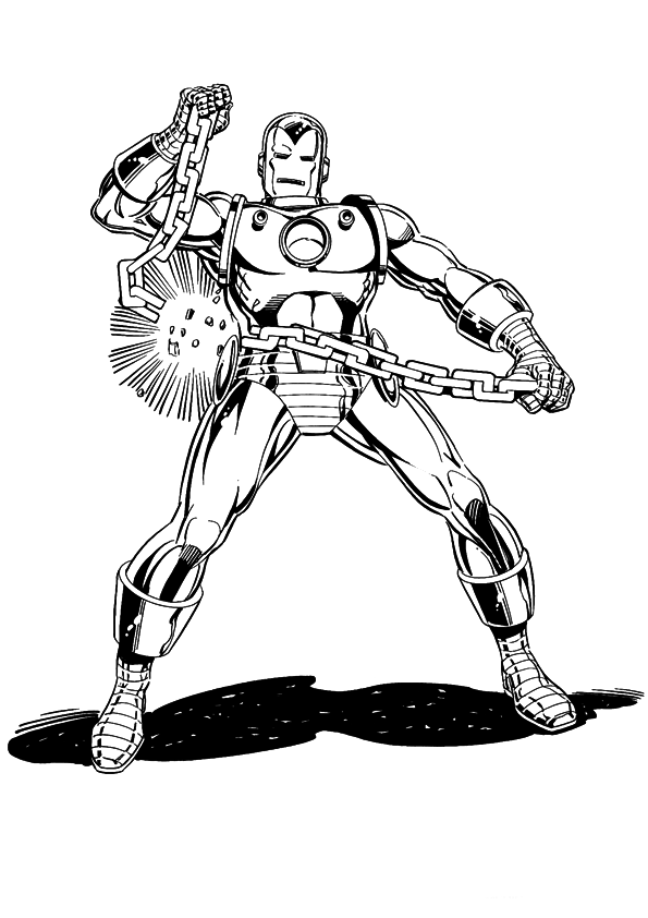 iron man 3 coloring pages superheroes coloring pages ecoloringpagecom printable man iron 3 pages coloring