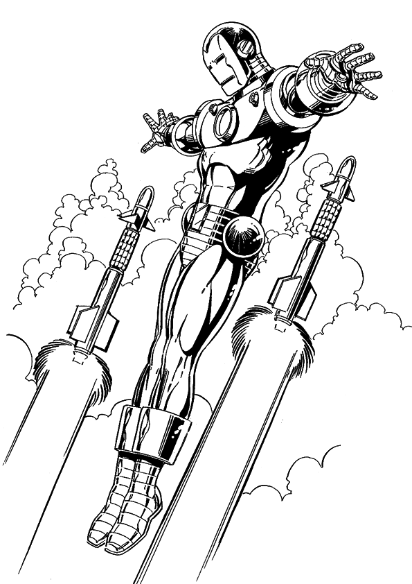 iron man color page free printable iron man coloring pages for kids best iron man page color 1 1