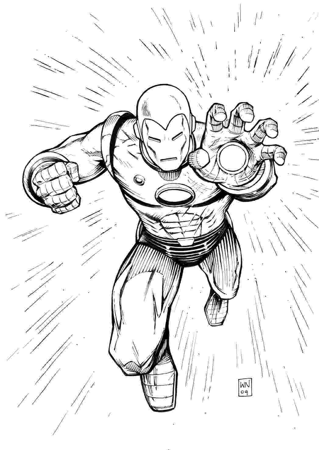 iron man color page free printable iron man coloring pages for kids best man color page iron