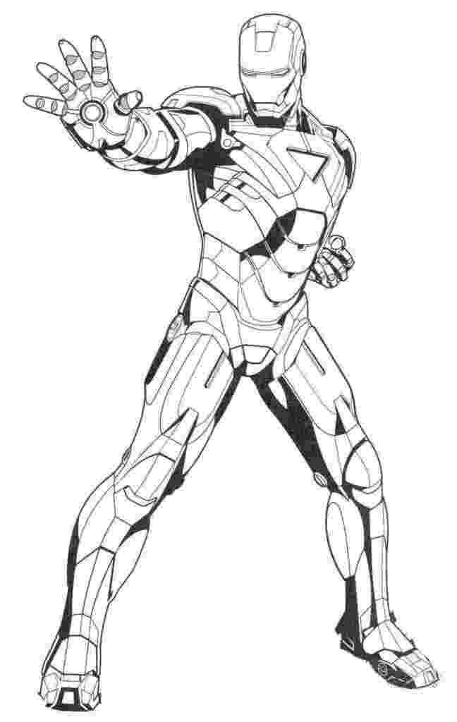 iron man color page free printable iron man coloring pages for kids cool2bkids man iron page color