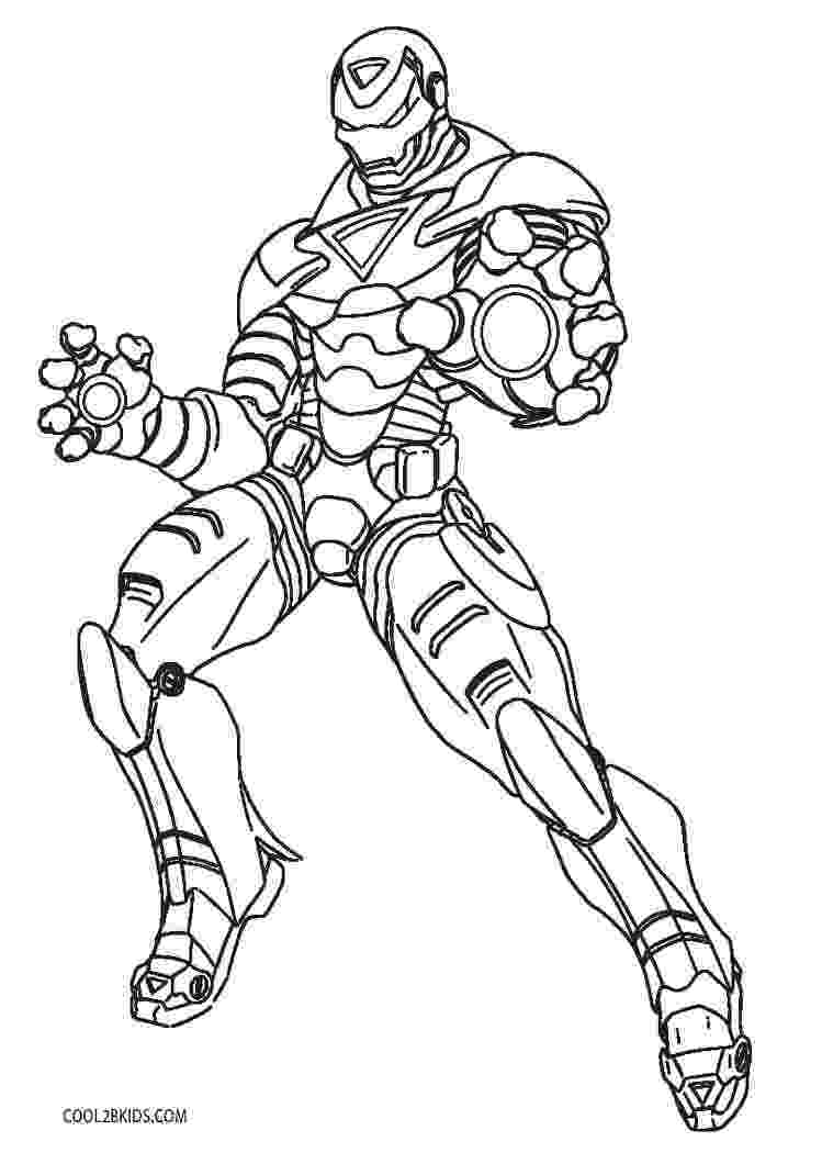iron man color page free printable iron man coloring pages for kids cool2bkids page color man iron