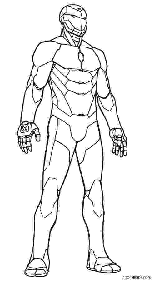 iron man color page iron man coloring pages getcoloringpagescom iron man page color