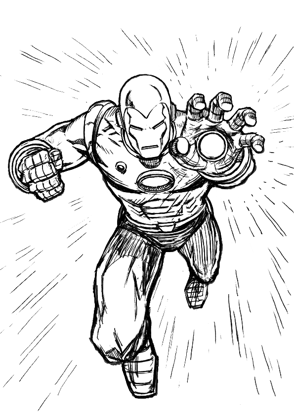 iron man coloring pages free printable iron man coloring pages for kids cool2bkids coloring iron man pages