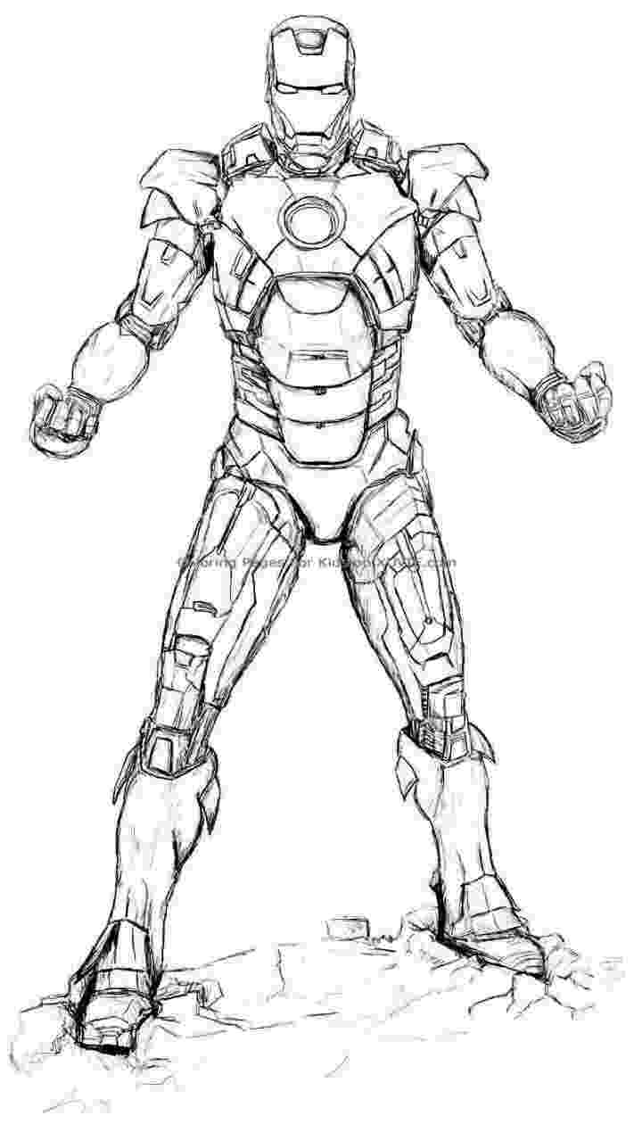 iron man coloring pages free printable iron man coloring pages for kids cool2bkids man iron coloring pages