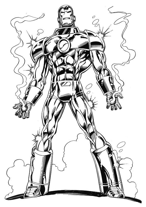 iron man printable ironman coloring pages to download and print for free iron printable man