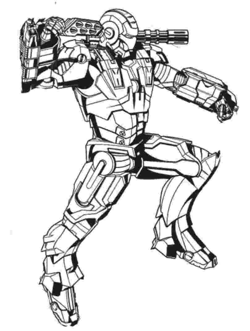 ironman colouring free printable iron man coloring pages for kids cool2bkids colouring ironman 1 2